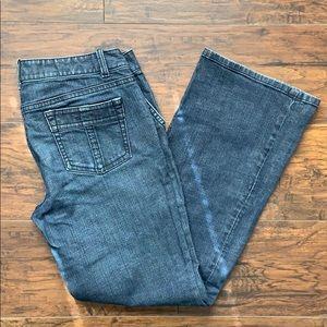 Women's Ann Taylor Sz. 10 Wide Leg Jeans
